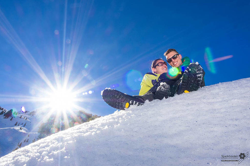 Inverno nella Valle Aurina